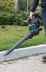 PowerJet Li‑40 воздуходувка пылесос садовый Gardena отзывы