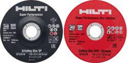 абразивные диски круги Hilti SP SPX тест рейтинг