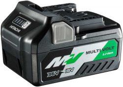 Hitachi Multi Volt BSL36A18 HiKoki аккумулятор 36 В 18 батареи Koki