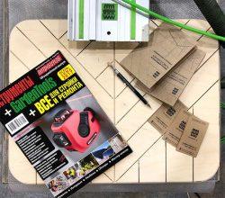 как сделать журнальный столик из дерева своими руками