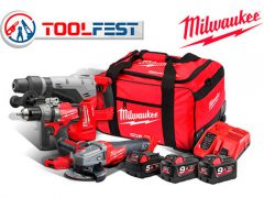 Milwaukee ToolFest 2018 Фестиваль M18 Fuel Set3a розыгрыш приз магазин МВ Групп Румянцево