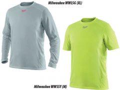 Одежда Milwaukee с подогревом футболки