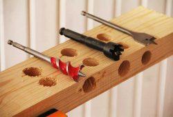 сверление древесины тест сверло сверла по древесине отзывы