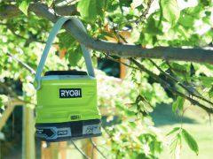 Аккумуляторный отпугиватель насекомых Ryobi