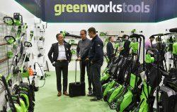 список участников аккумуляторная техника Greenworks