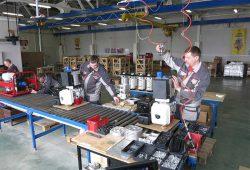 производство генераторов GX Subaru Крот Briggs & Stratton Veprion