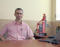 Роман Бредихин генеральный директор компании ООО Хайтек инструмент