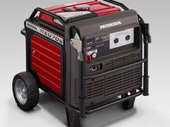 Honda EU70is мини-электростанция инверторного типа