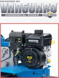Двигатель Briggs Stratton Vanguard 12V3 мотоблок Нева МБ2 МультиАгро B&S мотор