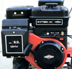 Двигатель Briggs Stratton Intek I C 6 0 НР мотоблок Угра НМБ 1 Н5 мотор