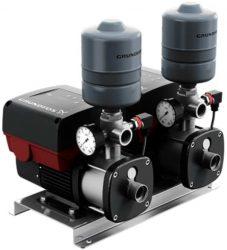 Grundfos CMBE Twin Грундфос насосная установка повышения давления насос