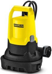 Погружной насос Керхер Karcher SP 5 Dual перекачки грязной чистой воды Kaercher Kärcher
