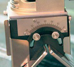 Metabo KFM 16 15 F Метабо фрезер кромочный металл тест шкала регулировки угла фаски