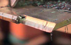 Метабо Metabo KFM 16 15 F фрезер кромочный металл тест кромочник ручной кромка фаска