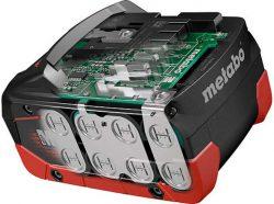 Аккумулятор Metabo LiHD Метабо 4 5,5 8 А*ч батареи сильноточные