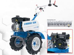 Мотоблок Нева МБ2 МультиАгро B S двигатель Briggs&Stratton Vanguard 12V3 мотор