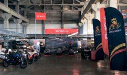 Завод Baltmotors Калининградский мотозавод Калининград мотобуксировщик SnowDog Standard B13MER WR мотособака