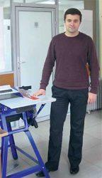 Михаила Горбатенко главный конструктор «Завода Белмаш»