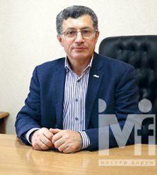 Аветик Арустамян генеральный директор компании Диамантверк интервью