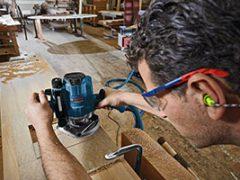 фрезеры Bosch GOF 1250 CE LCE Professional тест