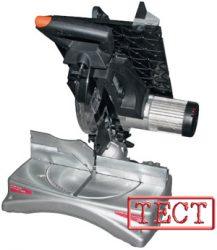 Интерскол ПТК-250/1200П тест торцовочных пил