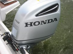 Подвесной мотор Honda BF 250 XU презентация