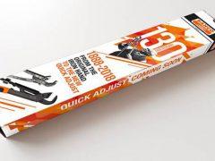 Bahco трубный ключ с системой быстрой настройки