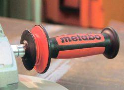 Аккумуляторная УШМ болгарка Metabo WPB 36 18 LTX BL 230 антивибрационная передняя рукоятка VibraTech