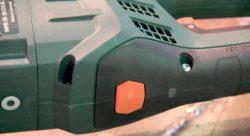 Аккумуляторная УШМ болгарка Metabo WPB 36 18 LTX BL 230 рукоятка ручка задняя основная