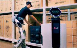 Носимый робот CLOi SuitBot от LG