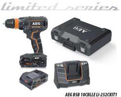 AEG BSB 18CBLLE Li-252CKIT1 аккумулятор 18 В