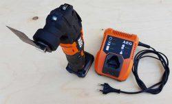 отзывы аккумуляторный многофункциональный инструмент AEG