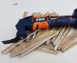 тест испытания инструмент AEG отзывы