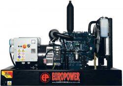 мини-электростанция мощностью до 24 кВА генератор