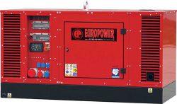 мини-электростанция с японским двигателем Европауэр Астари