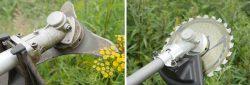 типы ножей для бензокос лесной диск мотокос кос бензиновых диски