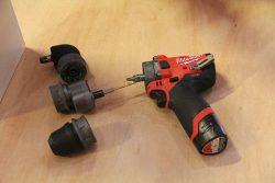 Аккумуляторный ударный шуруповерт Milwaukee M12 FPDX Fuel конференция 2018 Копенгаген