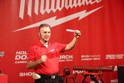 Milwaukee Torch Carbide пилки карбидный зуб сабельная пила конференция 2018 Копенгаген