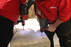 Milwaukee бур бетон 4 кромочный перфоратор SDS Plus конференция 2018 Копенгаген
