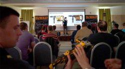 новинки DeWALT TSTAK преимущество бесщёточных двигателей