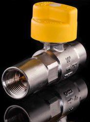 Шаровой кран VAiT газовый многофункциональный