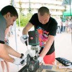 Metabo дилерская конференция 12 июль 2012 год репортаж интервью