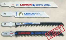 Lenox тест пилки электролобзики