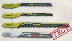 KWB тест пилки электролобзики