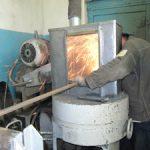 тест отрезных кругов 125 мм резки черного металла Иваново 2011 год