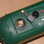Тест двуручной углошлифовальной машины DWT WS 24-230 D