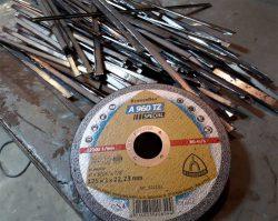 Klingspor A 960 TZ отзывы тест диск круг отрезной 125