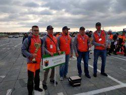 Лесоруб 2018 Карелия сборная Husqvarna 572XP бензопилы Чемпионат России