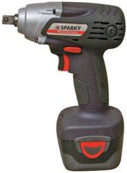 тест Sparky GUR 12 S аккумуляторного ударного гайковерта