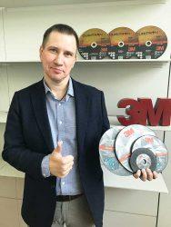 3М Silver Cubitron II отзывы рейтинг тест Сысоев Андрей абразивы абразивные